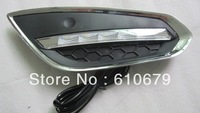 Car Part Led Light Bar Led Daytime Running Light for Vovol S60 DRL, Vovol S60  LED DRL