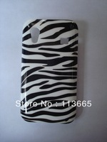 Free sh10pcs/lot ZEBRA case For Samsung Galaxy Ace S5830