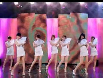 Japanese style fan dance lace folding fan chinese style fan