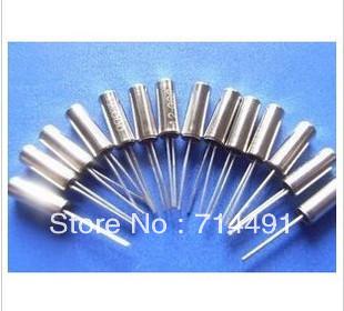 32.768KHz crystal load capacitance 6PF 3 * 8 cylindrical crystal of quartz cryst