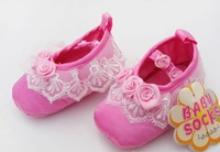 Mei red toddler shoe.Toddler shoes wholesale.High quality baby shoes.Soft bottom baby toddler shoes.Bud silk Women's shoes