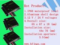 10A DC12V/24V Waterproof Solar Controller Regulator High Stability Solar Controller,CE & 3 years Warranty