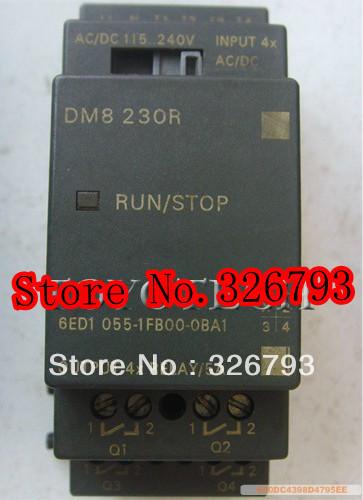 Hot! New Original SIEMENS LOGO logic PLC digital expansion module 6ED1 055-1FB00-0BA1/ 6ED1055-1FB00-0BA1/ 6ED1-055-1FB00-0BA1(China (Mainland))