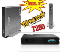 T250 2.5 hyperspeed usb3.0 hard drive box