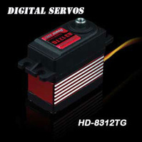 Power HD 13.5kg High Torque Digital Standard Sports RC Model Servo HD-8312TG with Metal Gear High Speed 0.1s