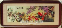 Embroidery painting interior painting classical decorative painting decorative painting