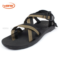 2013 vietnam shoes fashionable casual male sandals trend men's outdoor sandals 117