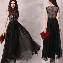 cheap black lace dresses