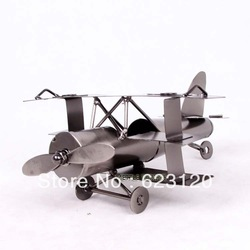 Free shipping Metal classic plane model business gift home crafts(China (Mainland))