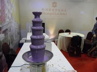 YY-680 5layers Commercial chocolate fountain maker