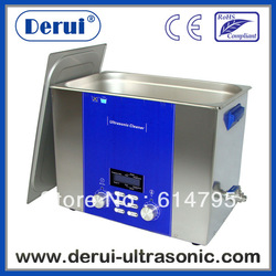Derui ultrasonic bath cleaner DR-DS280 28L with Degas and Sweep(China (Mainland))