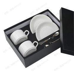Bone china coffee cup set white coffee cup and saucer lovers coffee cup set fashion coffee cup set(China (Mainland))