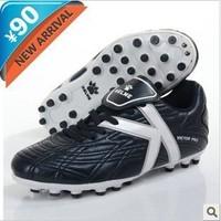 Broken kelme football shoes tf gel nails football sport shoes male plus size ag training shoes