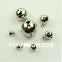 160PCS Free shipping Mixed size dark silver Jingle Bell Fit Christmas Festival party DIY accessories  0130411001(74)