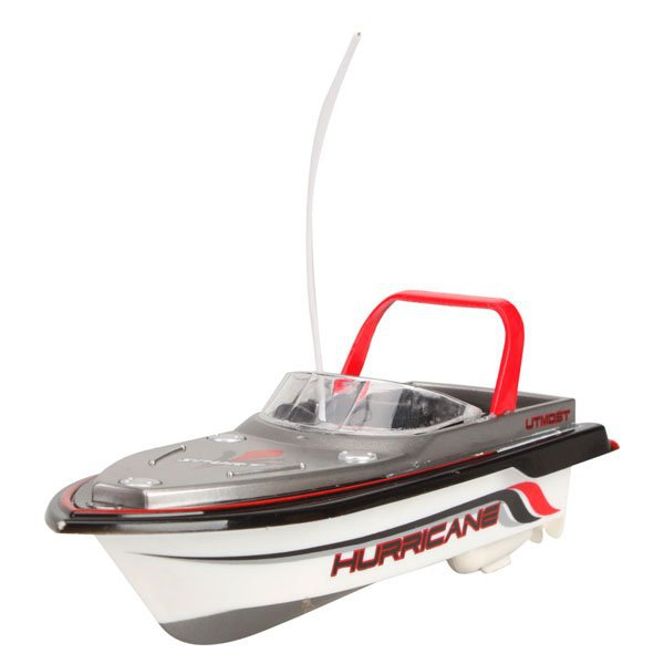 New Red Radio RC Remote Control Super Mini Speed Boat Dual Motor Kids Toy Free Shipping & Wholesale(China (Mainland))