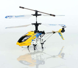 1PCS Yellow 4CH F106 RC GYRO USB Helicopter TOY RTF USB 4 Channel Kids Children Teenagers Remote Control Toys, Free Shipping(China (Mainland))