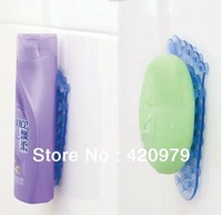 Free shupping functional Double Sides Sucker FOOT,Magic sucker PVC suction cup,antislip two-sided cupule as bathroom accessory.