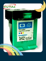 Free shipping C9361E Compatible Printer Ink Cartridges for hp342 Psc 1510/Photosmart 7830