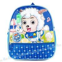 Female goat child school bag preschool school bag infant school bag baby school bag printing