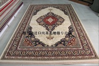 Pure100% wool carpet beautiful tapetes elegant rug 200cm x 300cm