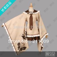 VOCALOID senbonzakur Kagamine Rin cosplay costume