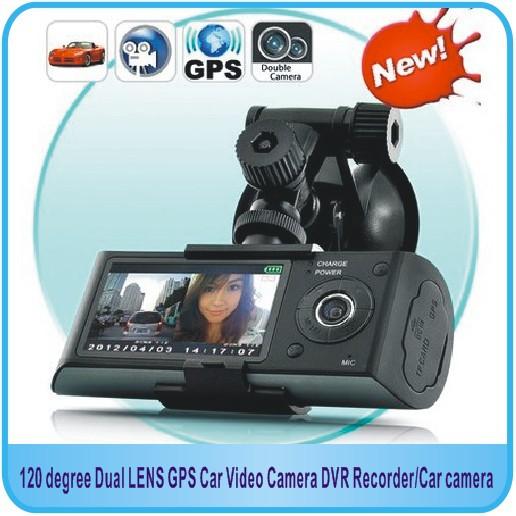 Автомобильный видеорегистратор CH 120 GPS