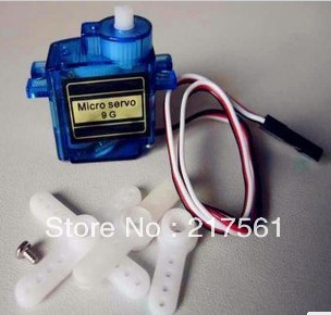 Tower Pro 9g micro servo for airplane aeroplane 6CH rc helcopter kds esky align helicopter sg90