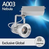 A003 Nebula LED track spotlight for Clothing store lighting