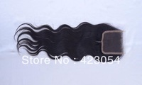 sunnymay closure  Body wave Brazilian Virgin Hair Lace Closure new arrival 1 bundle Free shiping