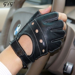 FREE SHIPPING Men's deerskin driver gloves driving gloves quality really sheepskin gloves gsdm10011(China (Mainland))