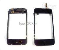 For iPhone 3G 3GS Digitizer touch panel with frame middle housing assembly