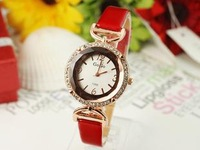 FREE SHIPMENT,FASHION JEWELRY WATCH,WRIST WATCH QUARTZ WATCH FOR LADY.