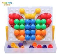 Child 3d puzzle toy child yakuchinone eco-friendly plastic