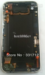 3GS back cover housing full assembly with middle housings, No battery,10pcs/Lot, black&amp;whi(China (Mainland))