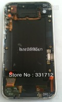 3GS back cover housing full assembly with middle housings, No battery,10pcs/Lot, black&whi