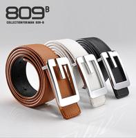 Commercial fashion male strap belt casual automatic Men sb's belt buckle classic g prefixes