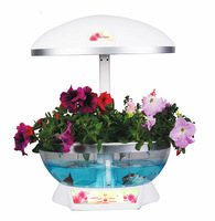 desktop modern smart fish tank aquarium table decoration Factory Direct