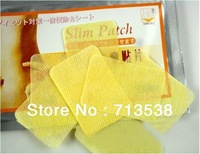 Free Shipping Wholesales Slim Patch Weight Loss PatchSlim Efficacy Strong Slimming Patches For Diet Weight Lose 50pcs/lot