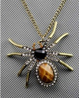 N196 Hot!! New Design Fashion Araneid Necklace Vintage Jewelry Wholesales Free Shipping!!!