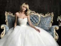 2013 Elegant Sweetheart Wedding Dress Bridal Gown Size 6-8-10-12-14-16