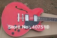 Custom shop   red tiger burst  es335 es 335 electric guitar free shipping 22