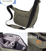 Lowepro Passport Sling Celadon PS SLR camera bag Travel Bag shoulder camera bag A07AABC001