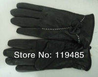 Free shipping ! Fashion and Keep Warm Leather Gloves  \ New Design ,Export Europe and American,120pcs per carton