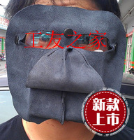 New style cowhide soft mask welding glasses visor mirror welder&amp;#39;s protective glasses