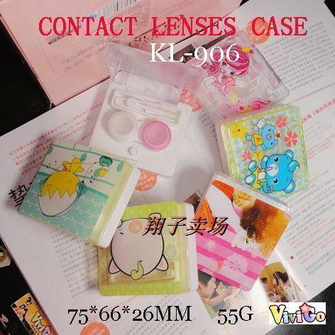 Contact lenses cleaner cartoon small lens cleaning machine kl906(China (Mainland))