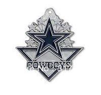 Free shipping 10pcs single-sided Dallas Cowboys sport charm jewelry(H103939)