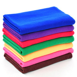 Free shipping Ultrafine fiber 70 140 - wool bath towel cleaning towel waste-absorbing beauty dry(China (Mainland))