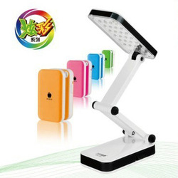 Holiday sale USB rechargeble Fashion led desk lamp eye protection desk lamp 2013(China (Mainland))