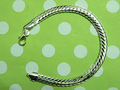 925 silver jewelry,Serpentine neutral Bracelet ,bracelet, fashion jewelry, ex-factory price, can be customized, free shipping,
