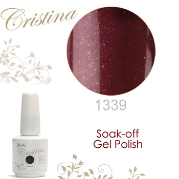 Free Shipping 132 Colors Assily Cristina Soak-off Gel Polish Long Lasting UV Gel---1339